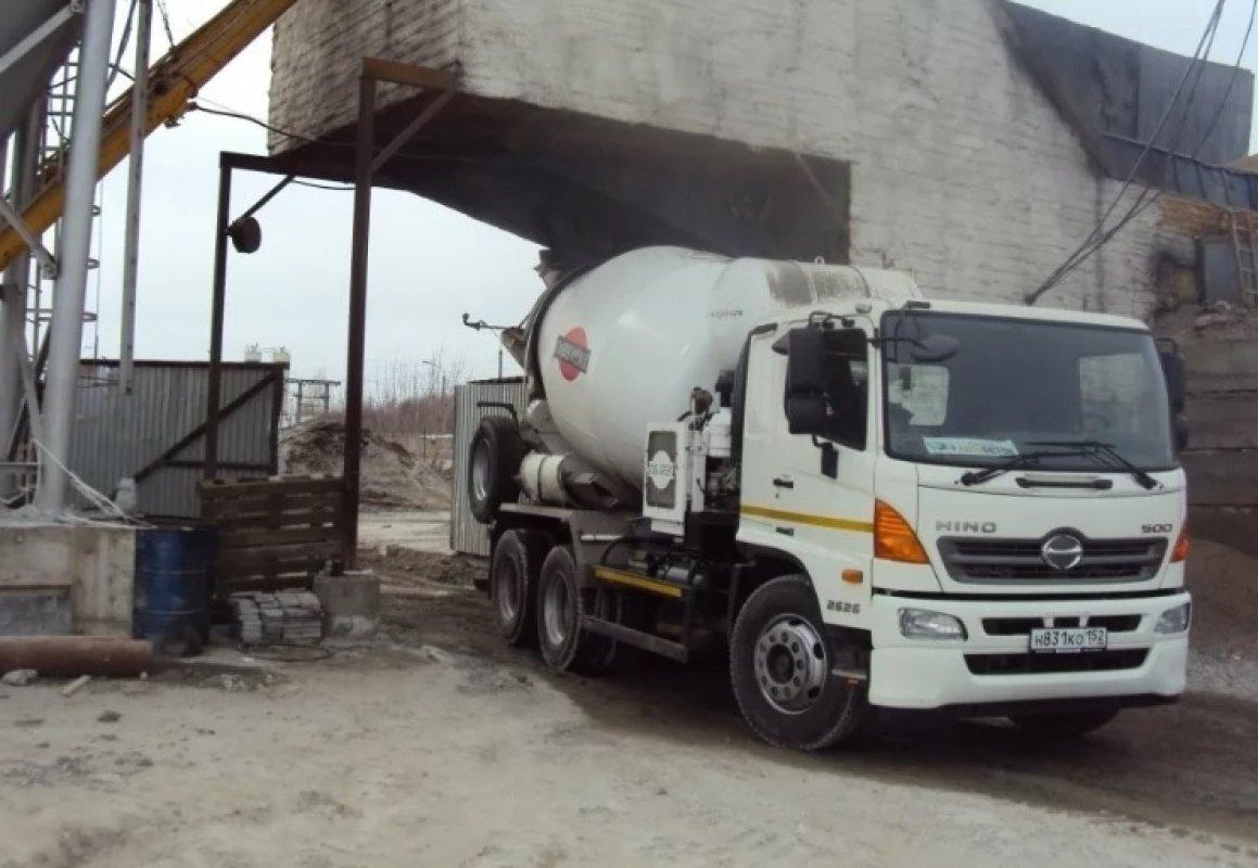 бетон заказать с доставкой нижний новгород